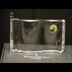 Waterford Pin Flag Paperweight